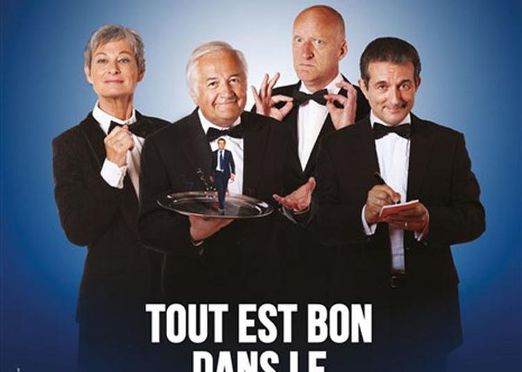 Tout Est Bon Dans Le Macron à Bordeaux