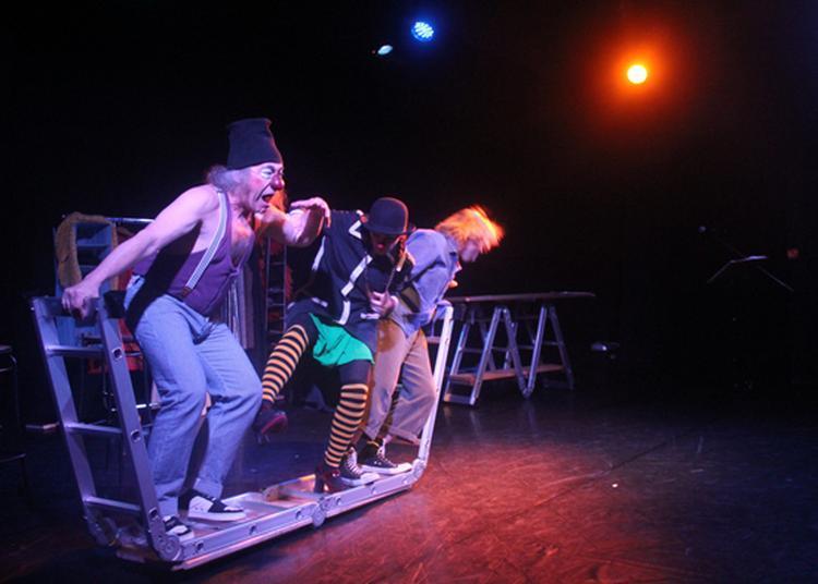 Tout est pour le mieux... (d'après Candide de Voltaire) par la compagnie Equivog' Théâtre d'Aventure à Marseille