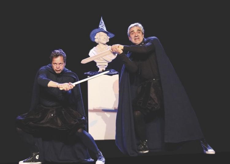 Tout Shakespeare en 80 minutes et à deux !! à Blois
