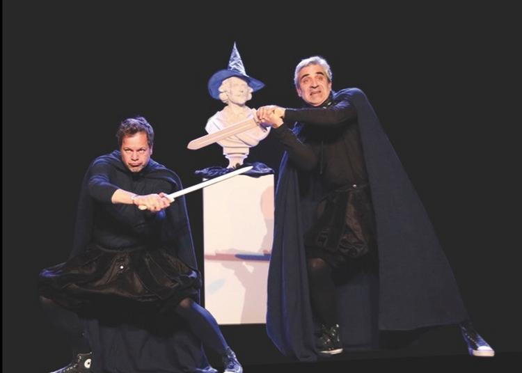 Tout Shakespeare en 80 minutes...et à deux à Saint Pol de Leon