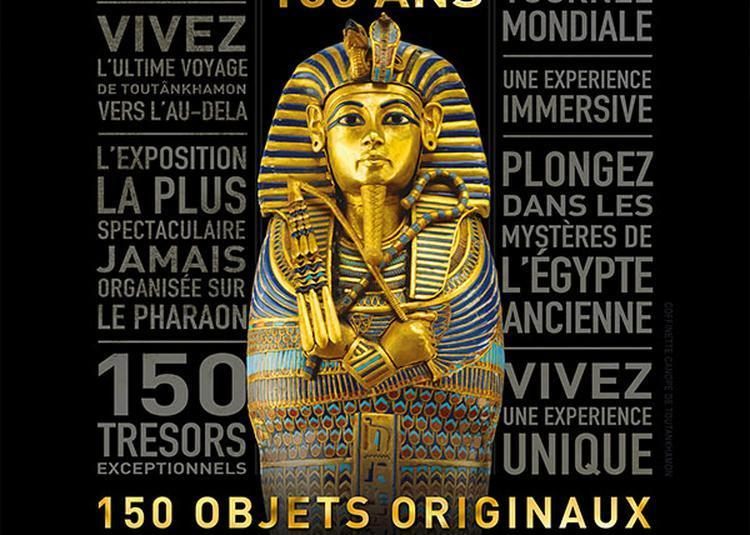 Toutânkhamon, Le Tresor Du Pharaon à Paris 19ème