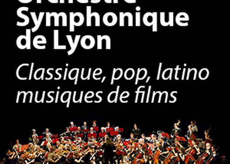 Toute la fête est dans la musique de l'Orchestre Symphonique de Lyon