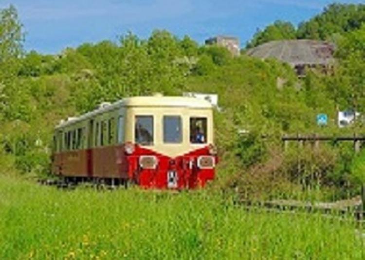 « Train et souterrains » à Wizernes