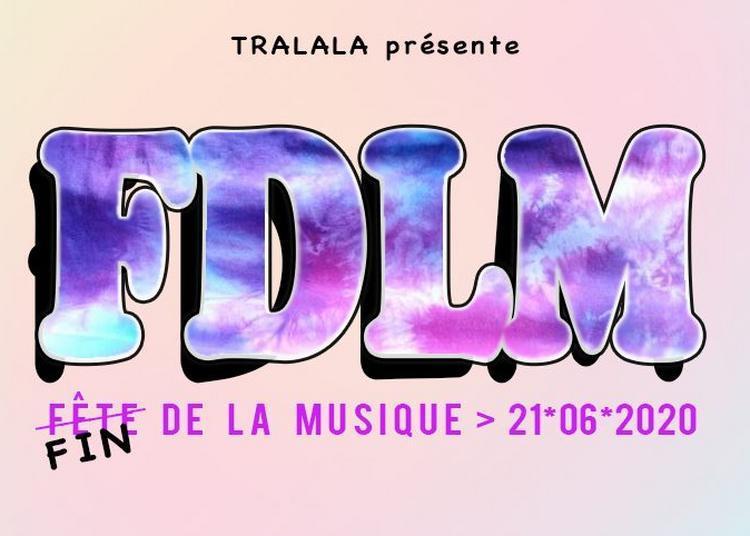 Tralala fête la musique à Montpellier