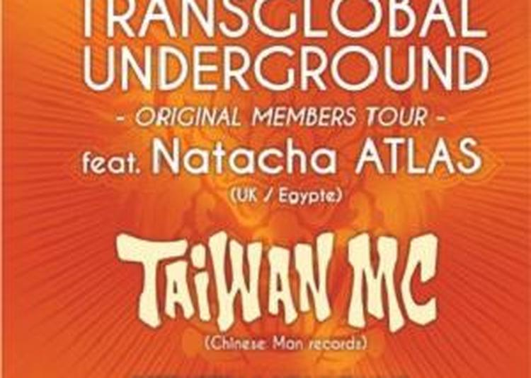 Transglobal Unerground Original Members Ft N. Atlas à Guillestre