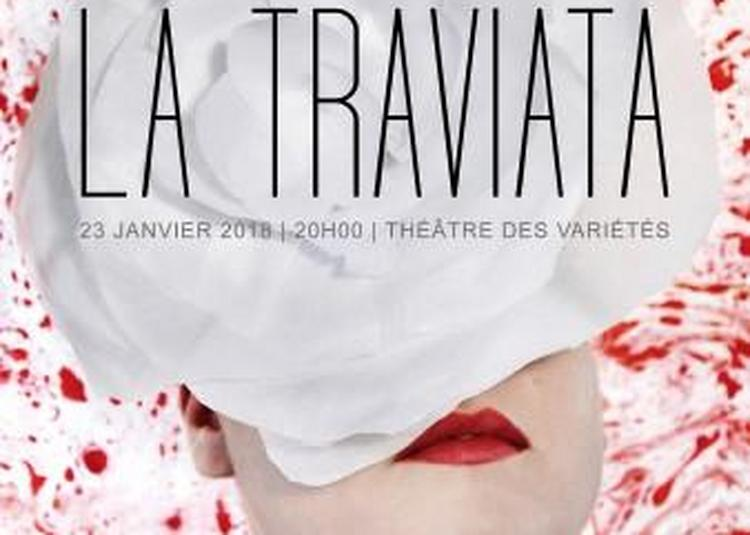 La Traviata - Verdi en Chamber Opéra à Paris 2ème