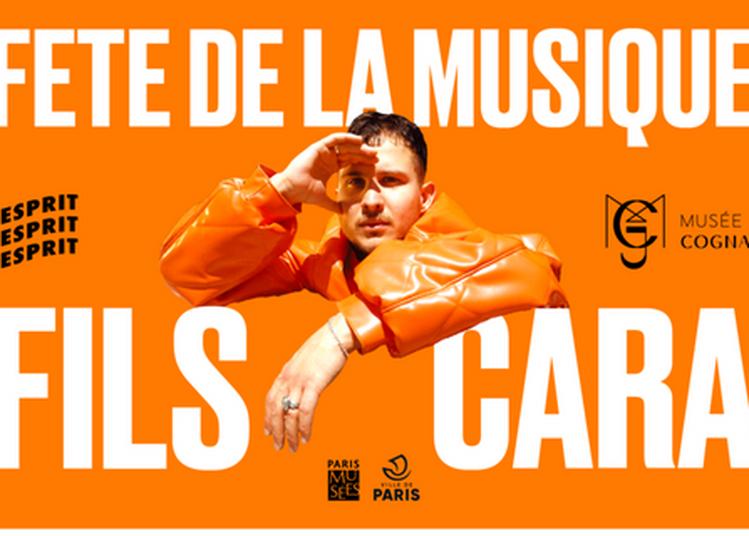 Fête de la Musique au Musée Cognacq-Jay avec Fils Cara à Paris 3ème
