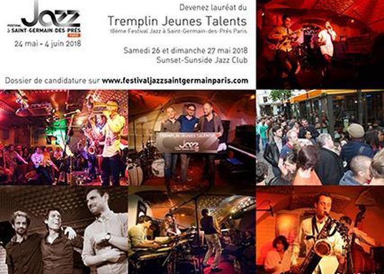 Tremplin Jeunes Talents Jour 1 à Paris 1er