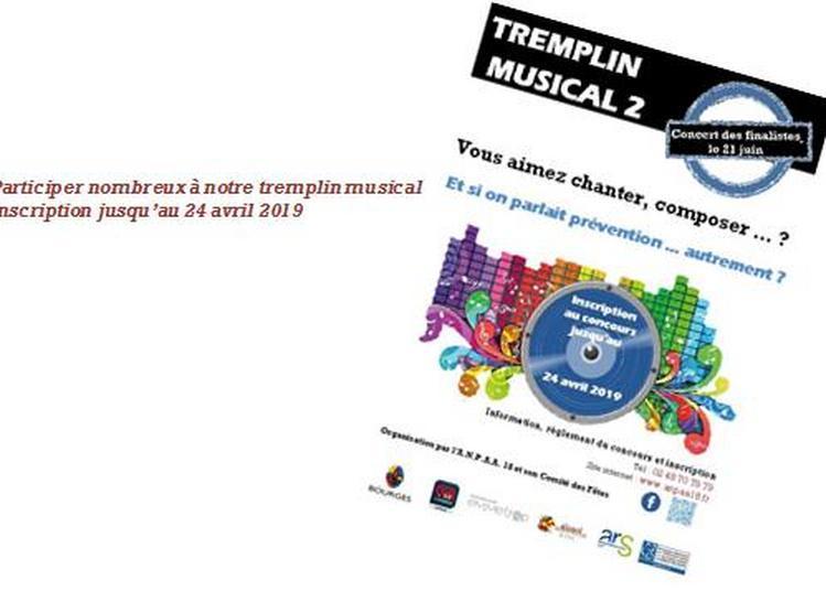 Tremplin Musical à Bourges