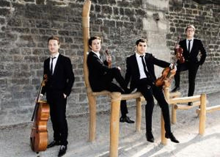 Tremplin Pour Jeunes Quatuors à Paris 19ème
