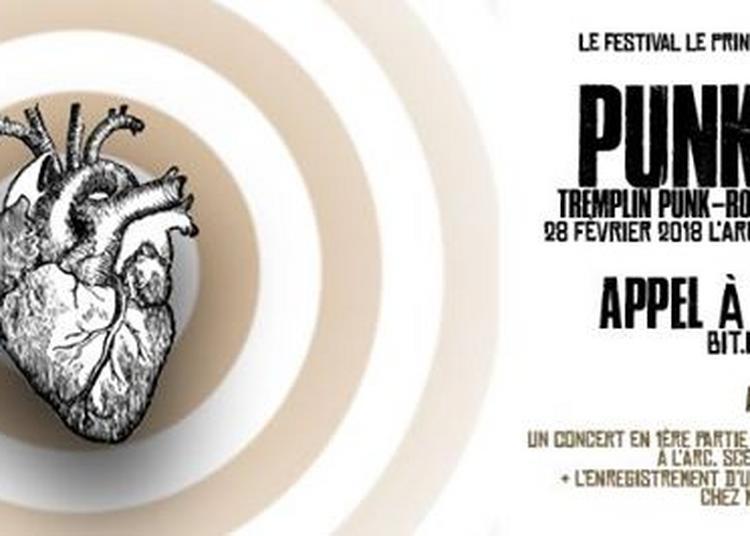 Tremplin Punk-Rock à Le Creusot