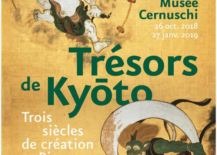 Tresors De Kyoto à Paris 8ème