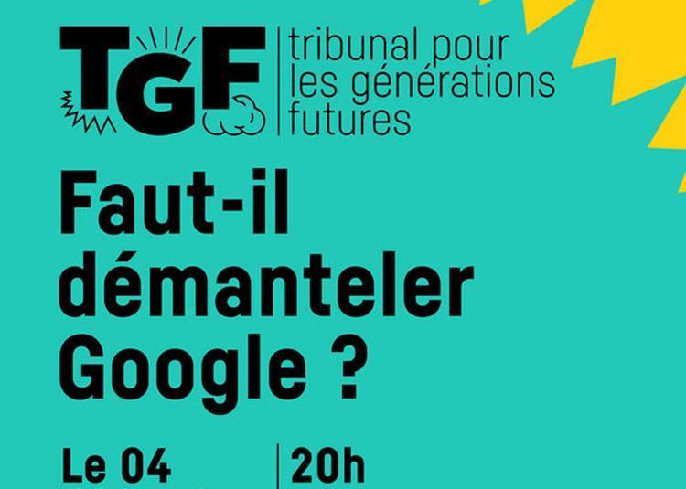 Tribunal Pour Les Generations à Paris 10ème