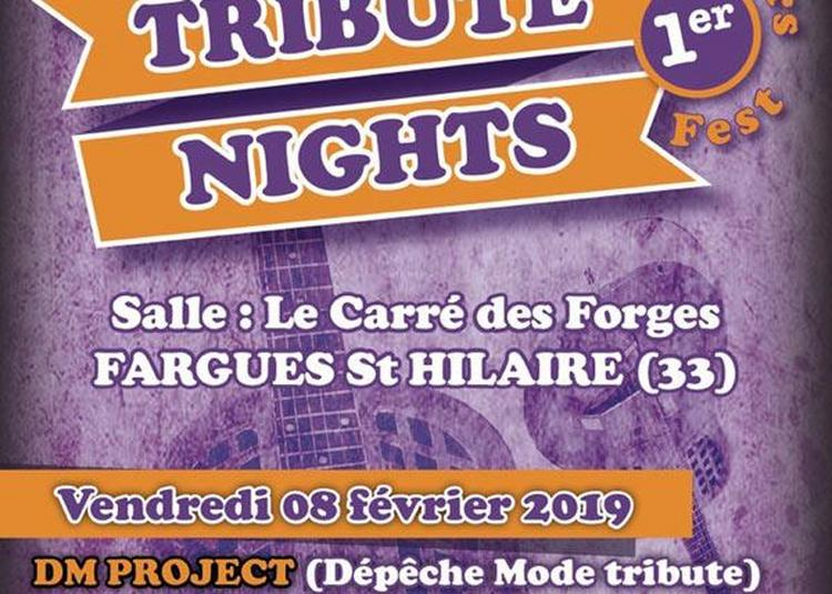 Tribute Nights à Fargues saint Hilaire