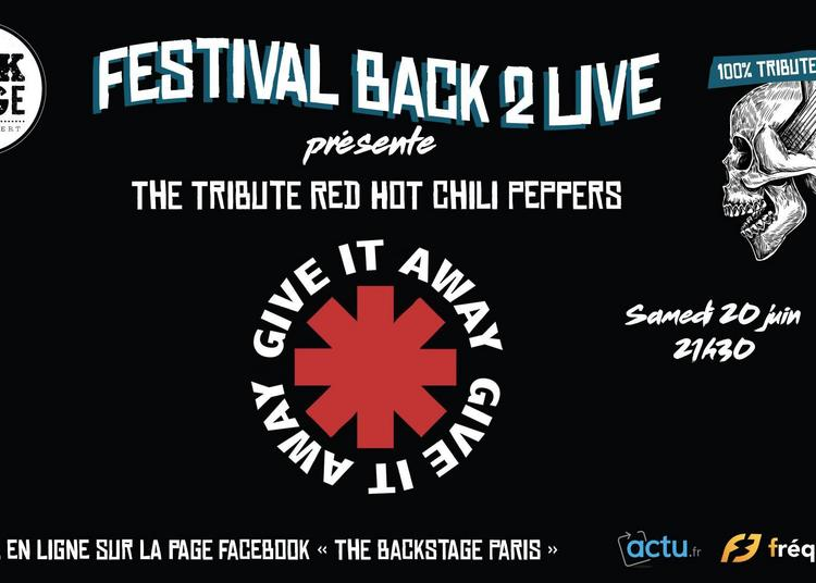 Tribute Red Hot Chili Peppers à Montrouge