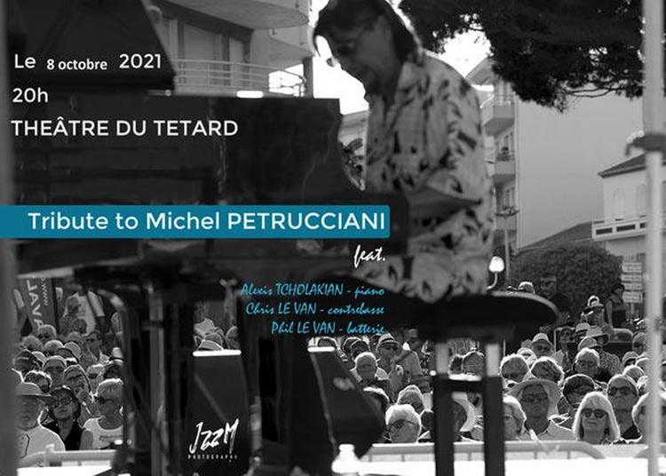 Tribute To Michel Petrucciani à Marseille