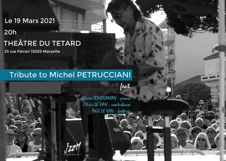 Tribute To Michel Petrucciani à Marseille