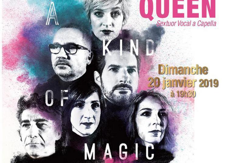 Tribute To Queen à Challes les Eaux