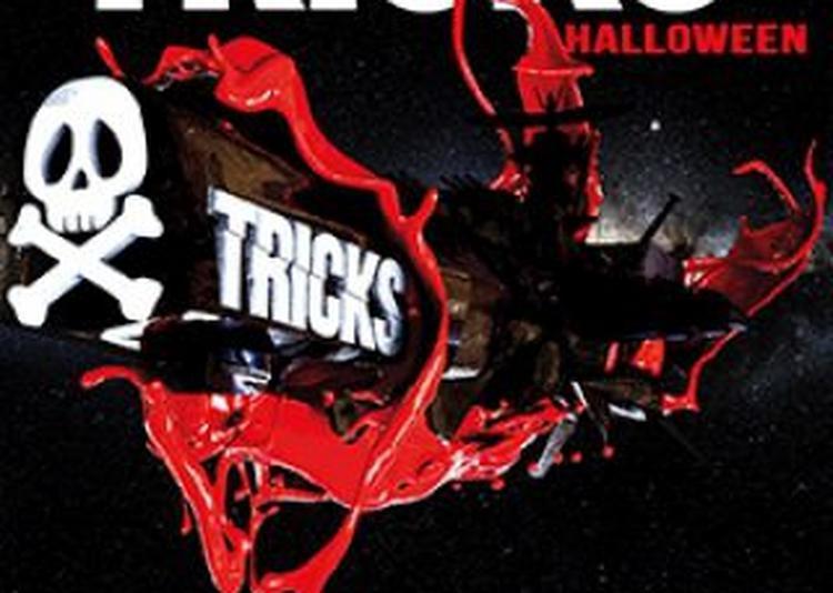 Tricks Halloween W/ A.Paul - Hemka - LUL - Touns - Trypod @ UBU à Rennes
