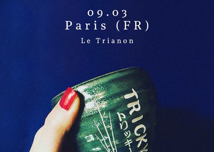 Tricky à Paris 18ème