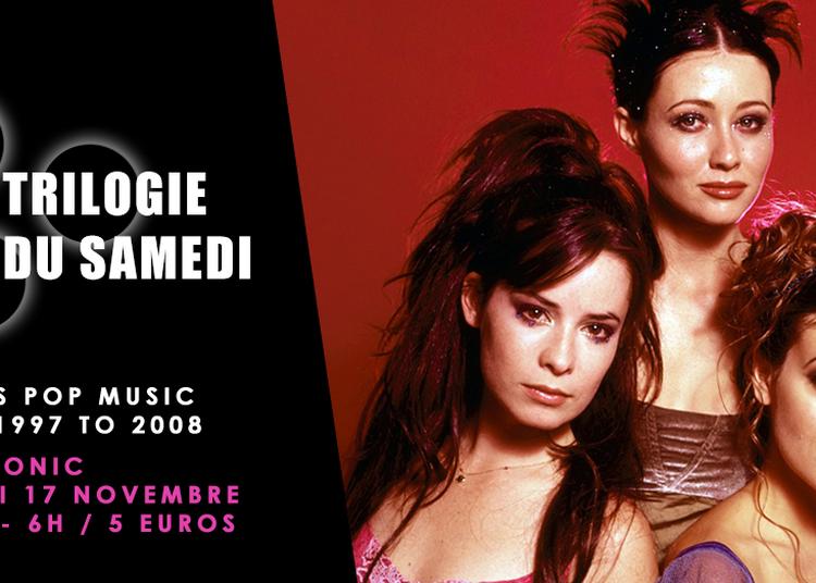 Trilogie Du Samedi // Nuit 90s - 2000s à Paris 12ème