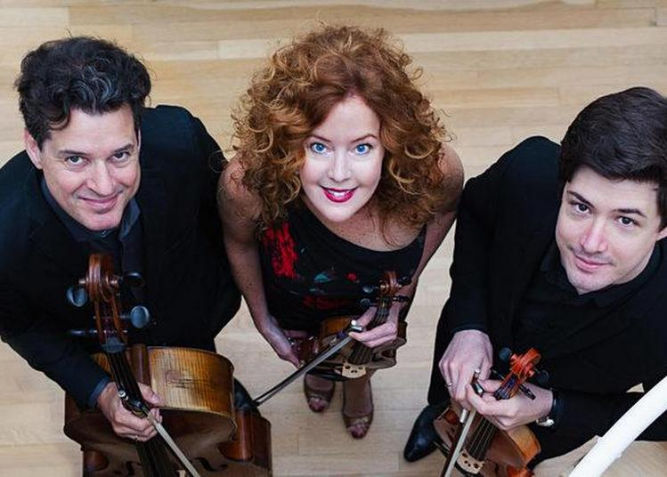 Trio à Cordes «black Oak Ensemble» à Corte