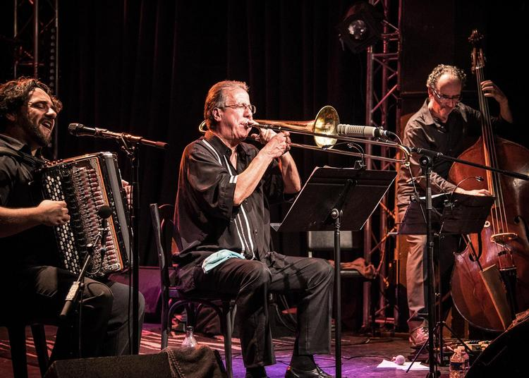 Trio Barolo et Ciné Plein Air à Millau