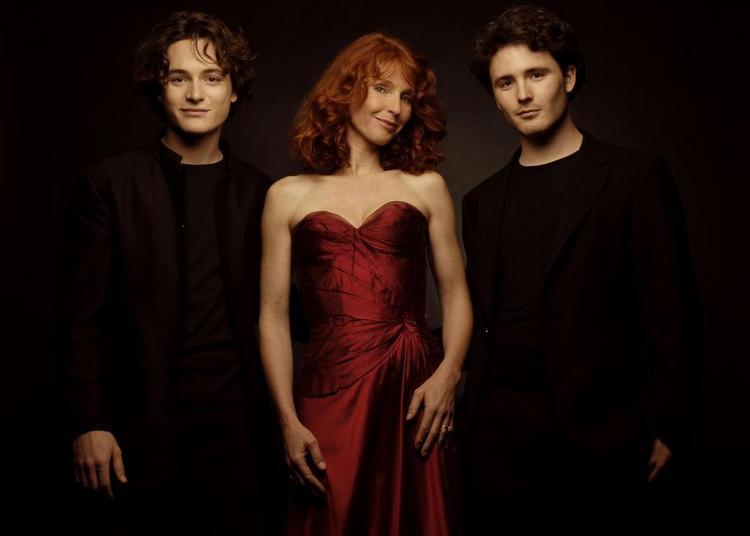 Trio Casadesus-Enhco - Du classique au jazz à Maisons Laffitte