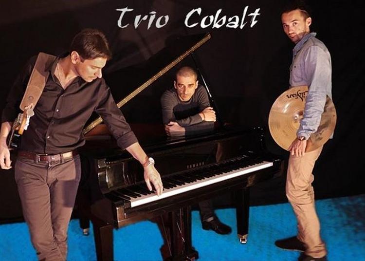 Trio Cobalt à Paris 4ème