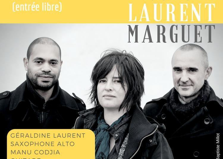 Trio Codjia-Laurent-Marguet à Paris 14ème