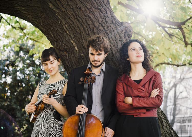 Trio Karénine - Festival Les Réjouissances à Marseille