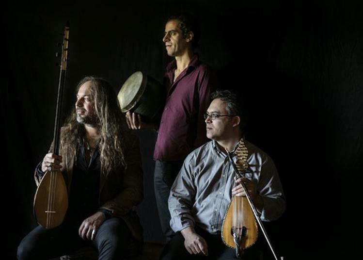 Trio Lopez , Petrakis , Chemirani à Rouen