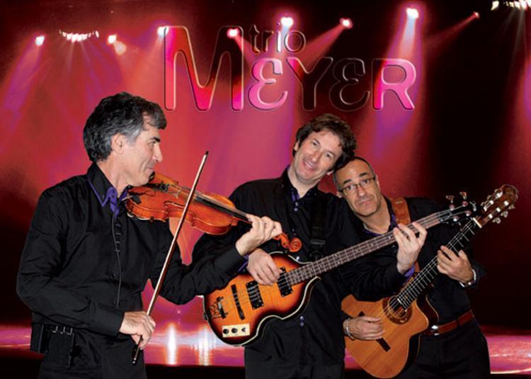 Trio Meyer à Carnoux en Provence