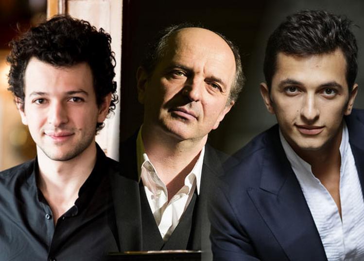 Trio Pascal à Paris 8ème