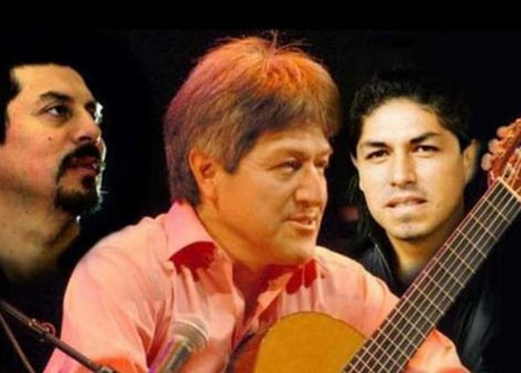 Trio Pazmino à Blois