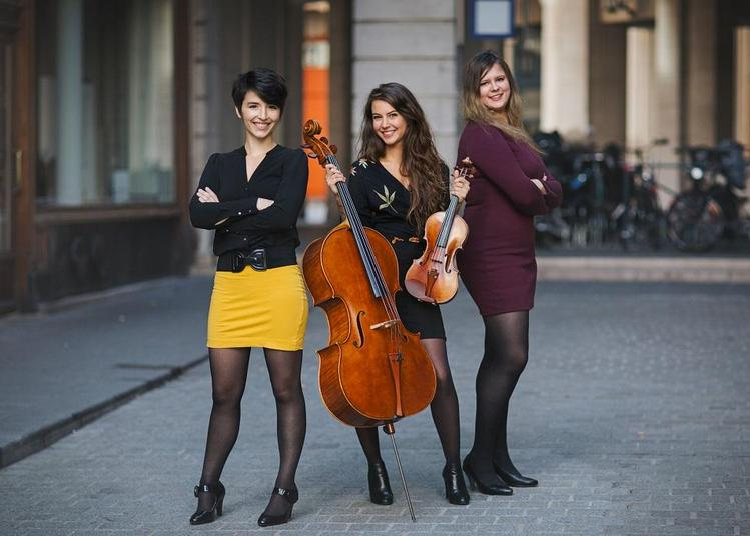 Trio Sora à Bischwiller