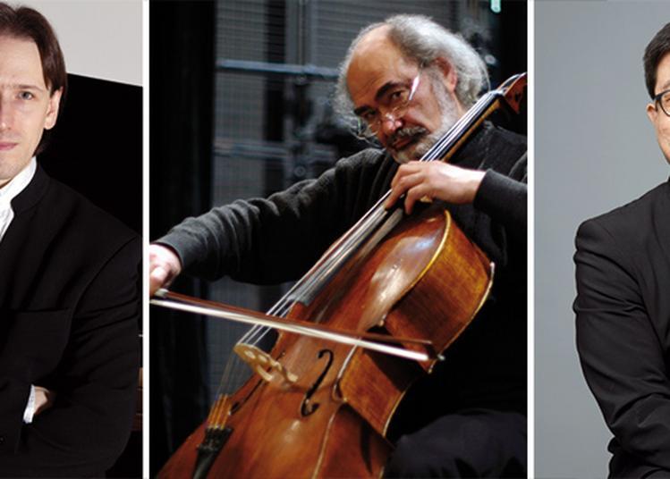 Trios russes à Gagny