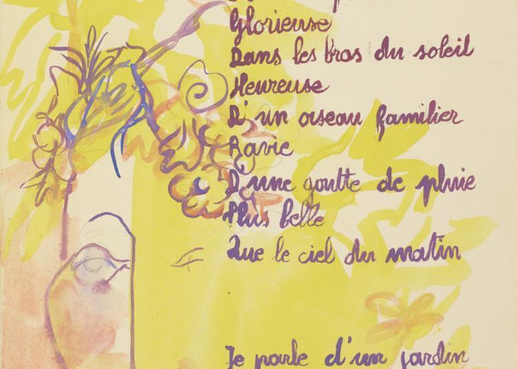 Triporteur Poétique à Saint Denis