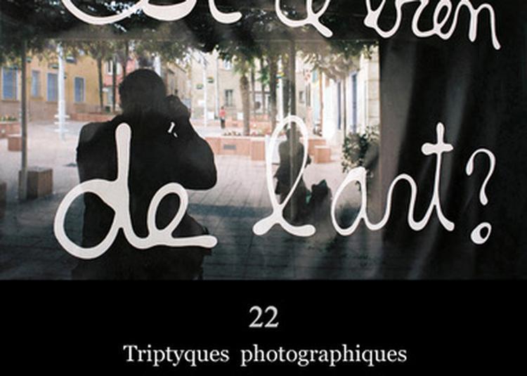 Triptyques à Le Boulou