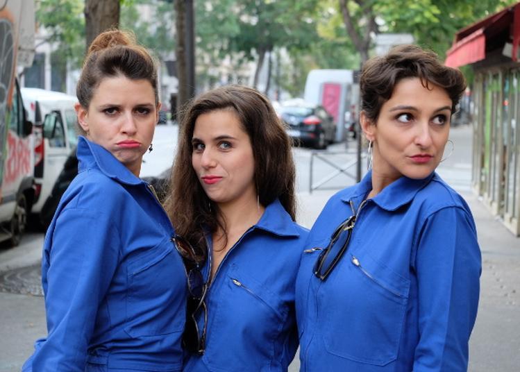 Trois actrices dont une à Elancourt