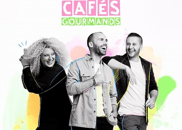 Trois Cafés Gourmands à Saint Gregoire
