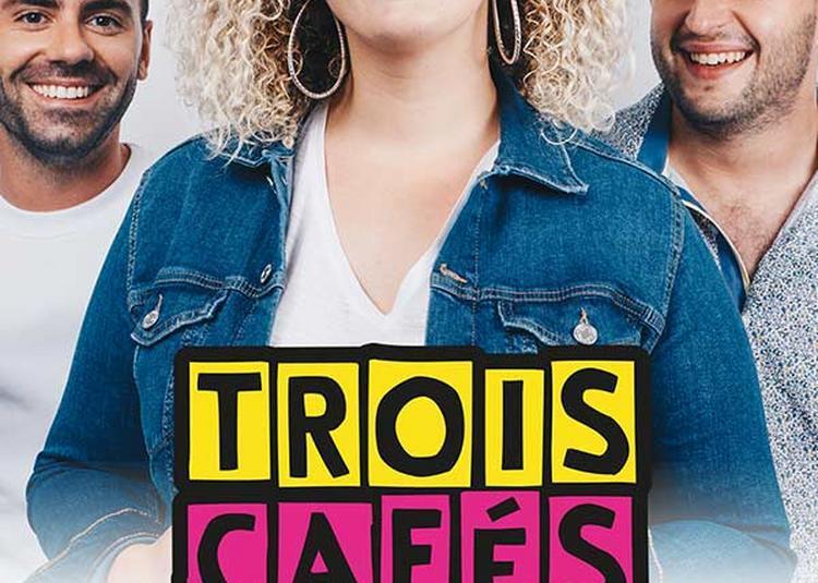 Trois Cafés Gourmands à Amneville