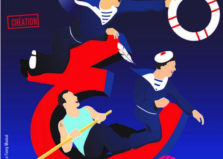 Trois De La Marine à Avignon
