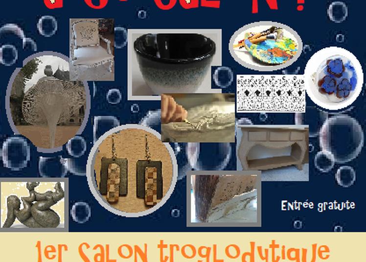 Trôo d'artistes à ce salon ! 1er salon troglodytique des métiers d'art à Trôo (41) à Troo