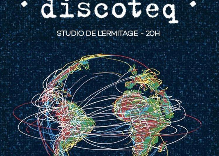 Tropical Discoteq - Dj Emile Omar à Paris 20ème