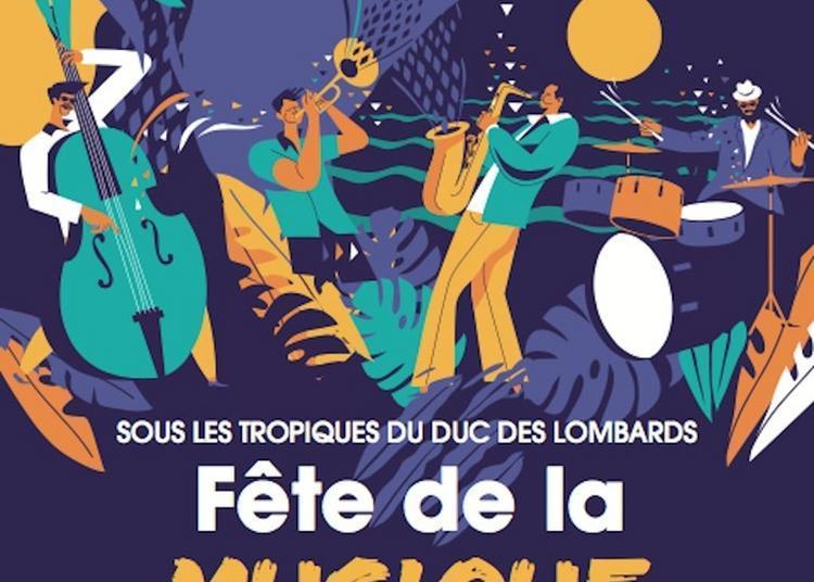 Tropical Jazz Trio / Maher Beauroy / Kowee Omicil / Akalé Wubé / Julien A. Digger's Digest à Paris 1er