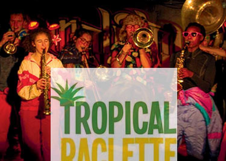 Tropical Raclette en concert à Mercuer