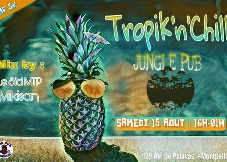 Tropik'N'Chill / Pool & BBQ / Djs Le Sid Mtp & Micky-San à Montpellier