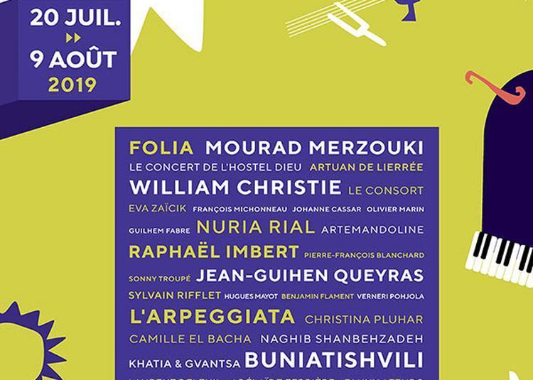 Troubadours - Sylvain Rifflet à Vicq sur Breuilh