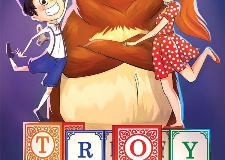 Troy Story à Paris 18ème